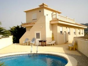 Detached Villa in Murcia, Abanilla