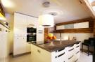 Kitchen with central