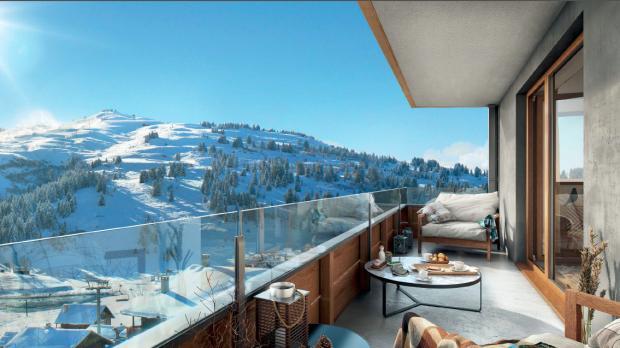 Example Balcony