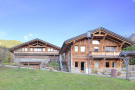 8 bedroom new development in Megeve, Rhones Alps...