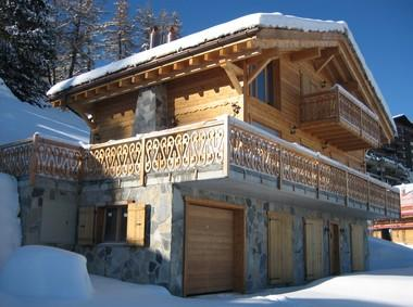 Previous chalets by