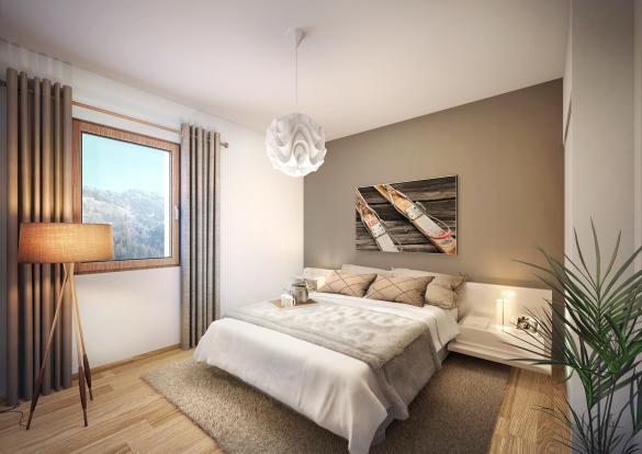 An example bedroom o