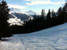 The stunning views f