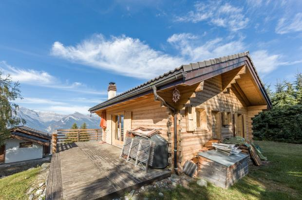 3 Bedroom Chalet For Sale In Nendaz Switzerland Switzerland