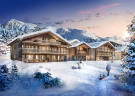 2 bed new Apartment in La Rosiere, Rhone Alps...