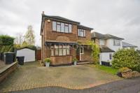 3 bedroom Detached property to rent in Dacre Close, Chigwell...