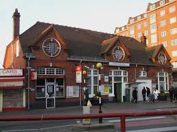 Thornton Heath Train Station