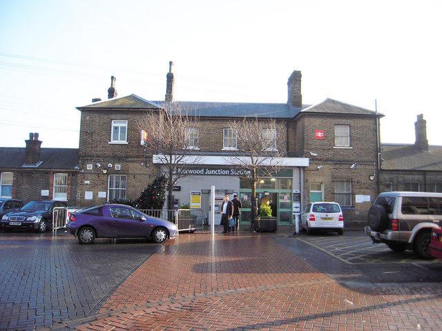 Norwood Junction BR