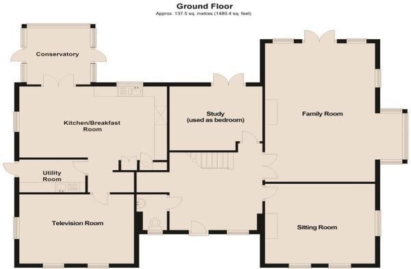 Gound Floor
