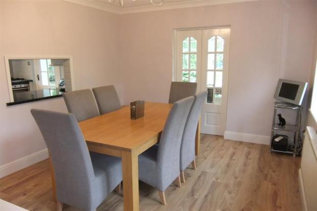 Dining Room/Bedrom 3