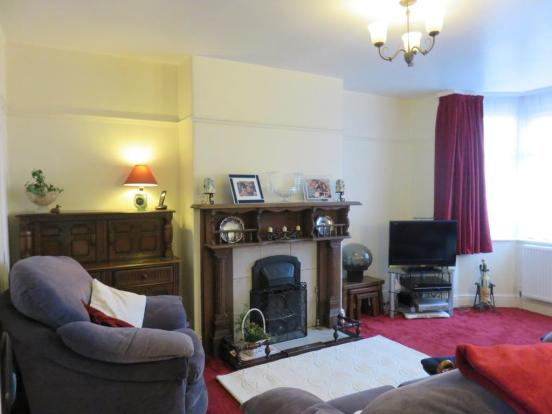 Rear Sitting Room/Dining Room