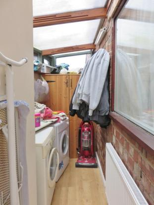 Utility/Laundry Area