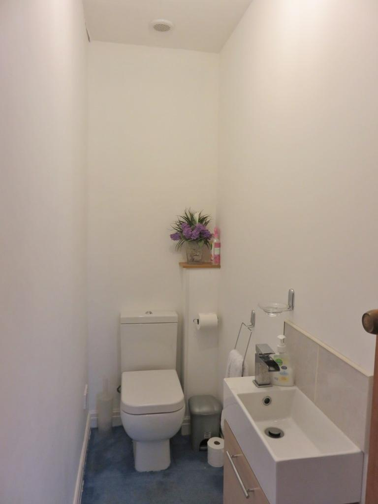 First Floor Separate WC