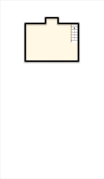 Boarded Loft Space Floorplan