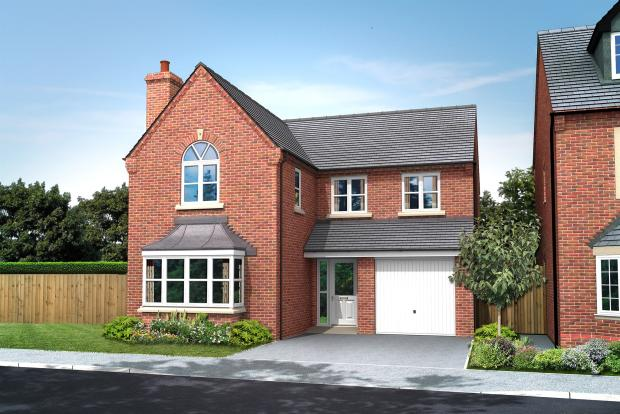 4 bedroom detached house for sale in croft close two gates tamworth b77