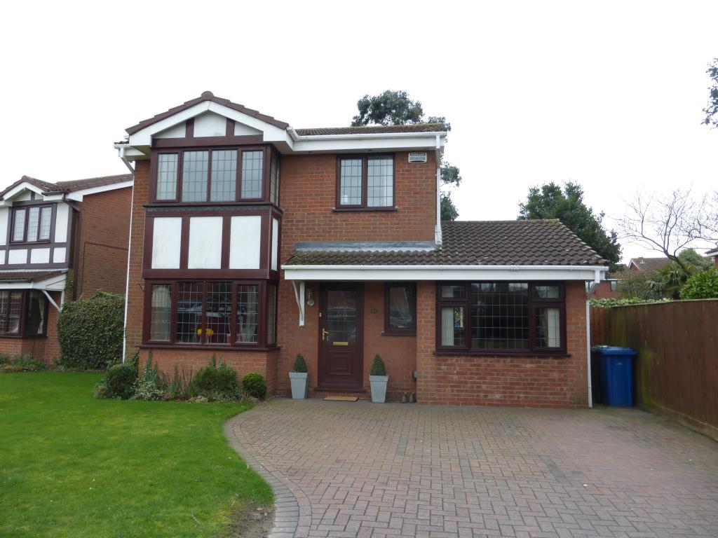 4 bedroom detached house for sale in torridge hockley tamworth b77