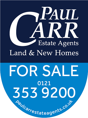 Paul Carr Land & New Homes, Sutton Coldfield - Land branch details