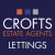 Crofts Estate Agents, Lettings logo