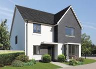 4 bed new property for sale in Baldwin Drive Okehampton...