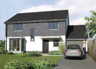 4 bed new house for sale in Baldwin Drive Okehampton...