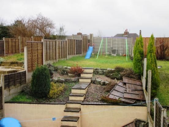 Newland Grove - Garden