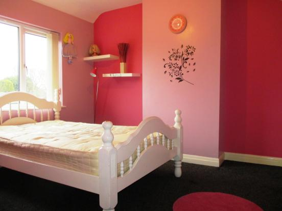 Newland Grove - Master Bedroom