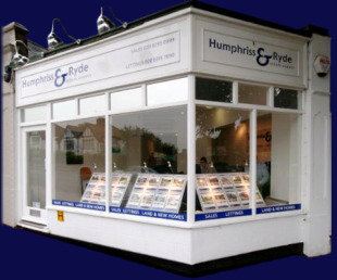 Humphriss & Ryde, Bromley Salesbranch details