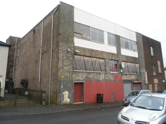 Commercial Property For Sale In Greenock