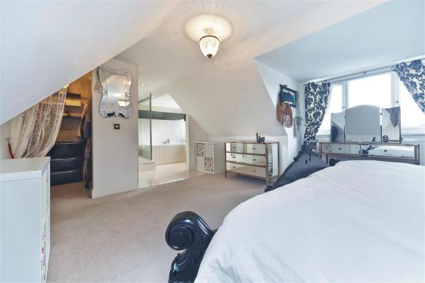 View to En-Suites