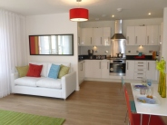 1 bedroom new Apartment in Deakin Leas, Tonbridge...