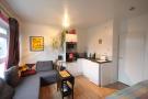 comfy sofa space