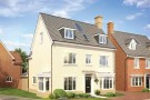 5 bed new property in Little Canfield Dunmow...