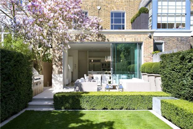 5 Bedroom House For Sale In Pembridge Villas London W11