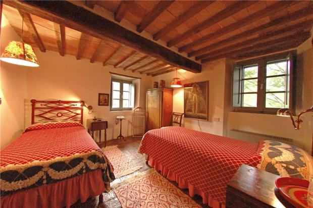 Chianti Bedroom
