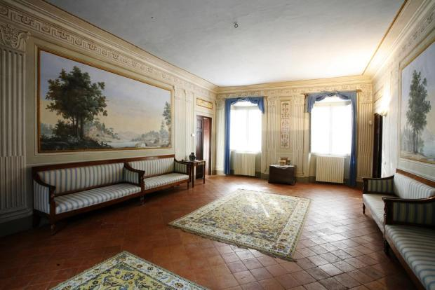 Lucca Villa Interior