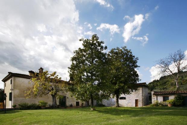Lucca Villa Garden