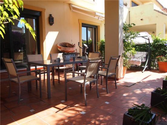 Backyard: Marbella
