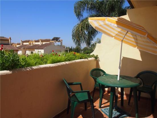Terrace: Marbella