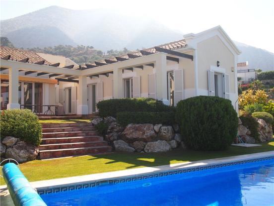 Sierra Blanca: Villa