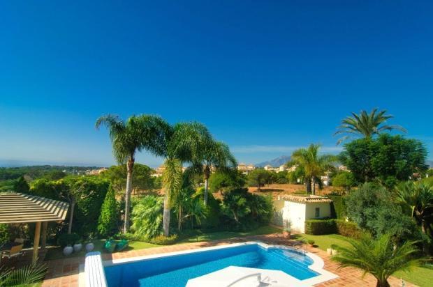 Sea Views: Marbella