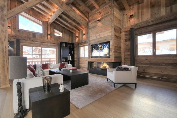 Megeve Living Room
