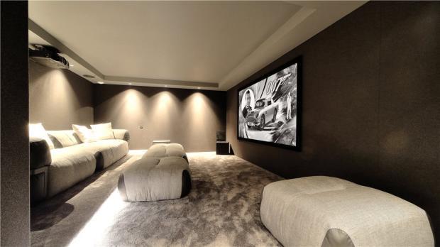 Megeve Cinema Room