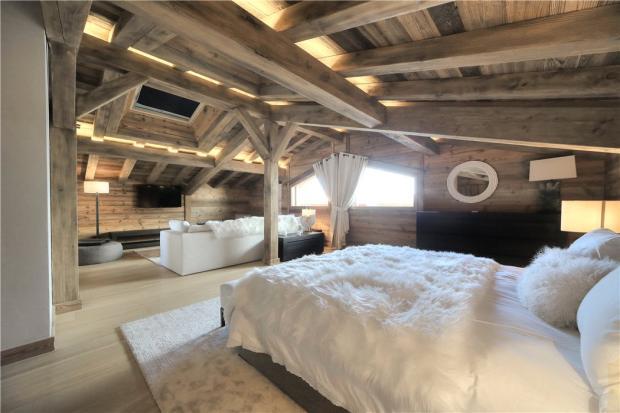 Megeve Bedroom