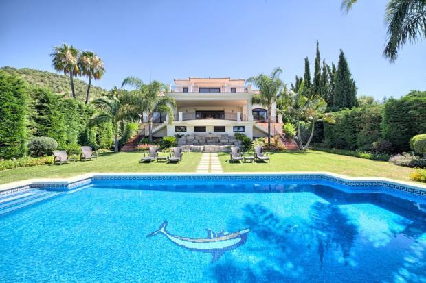 Villa: Golden Mile