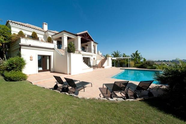 Benahavis: Villa