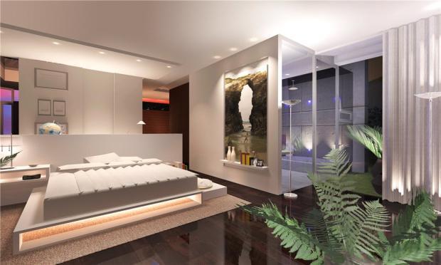 El Madronal Bedroom