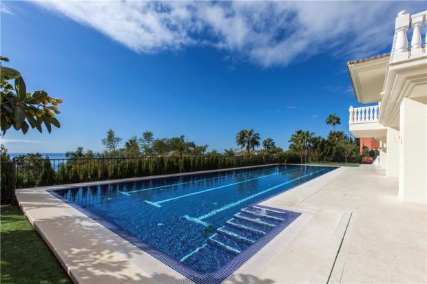 Pool Marbella