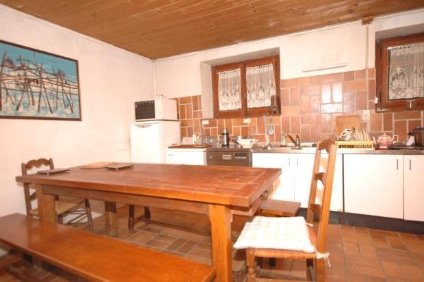 Chamonix Kitchen