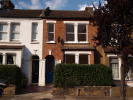 Terraced house in Sellincourt Road, London...