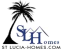 Partner Network, St Lucia Homes logo
